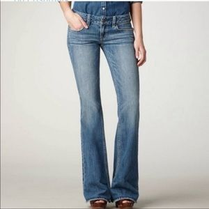 Hipster Skinny Flair size 6 reg AEO (G10)